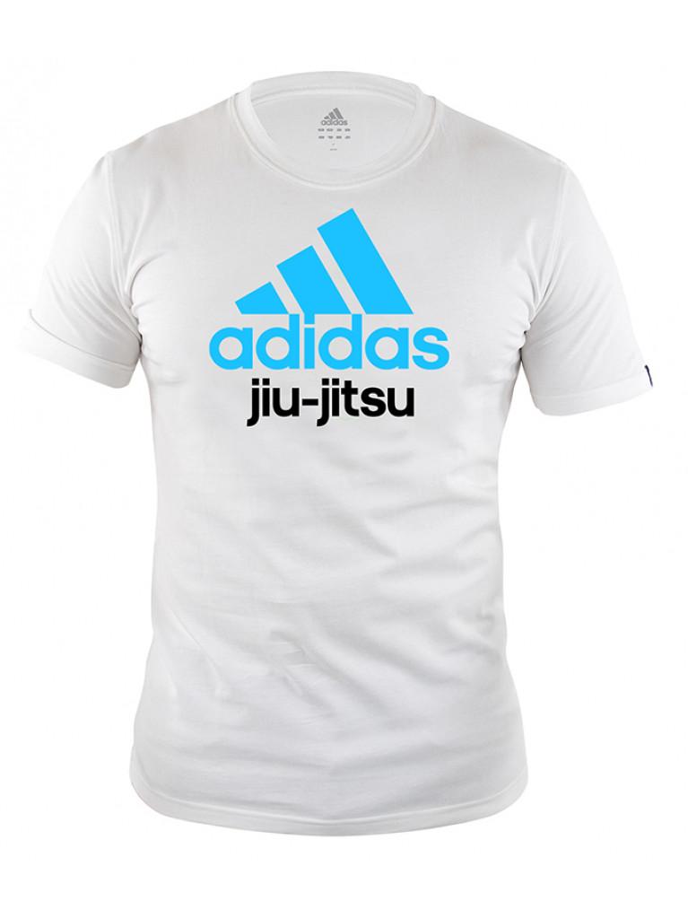 Community T-shirt Adidas Cotton JIU-JITSU - adiCTJJ