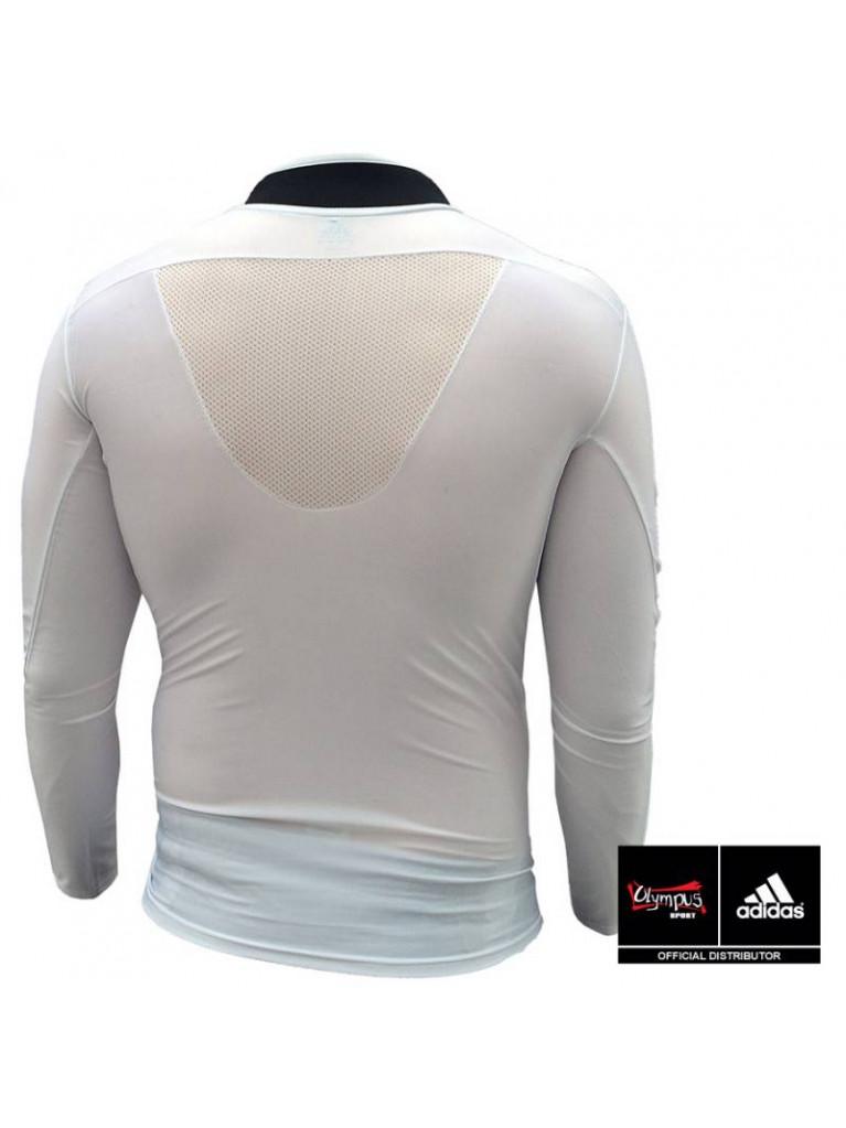 Rash Guard Adidas Collared Long Sleeves - adiTS315