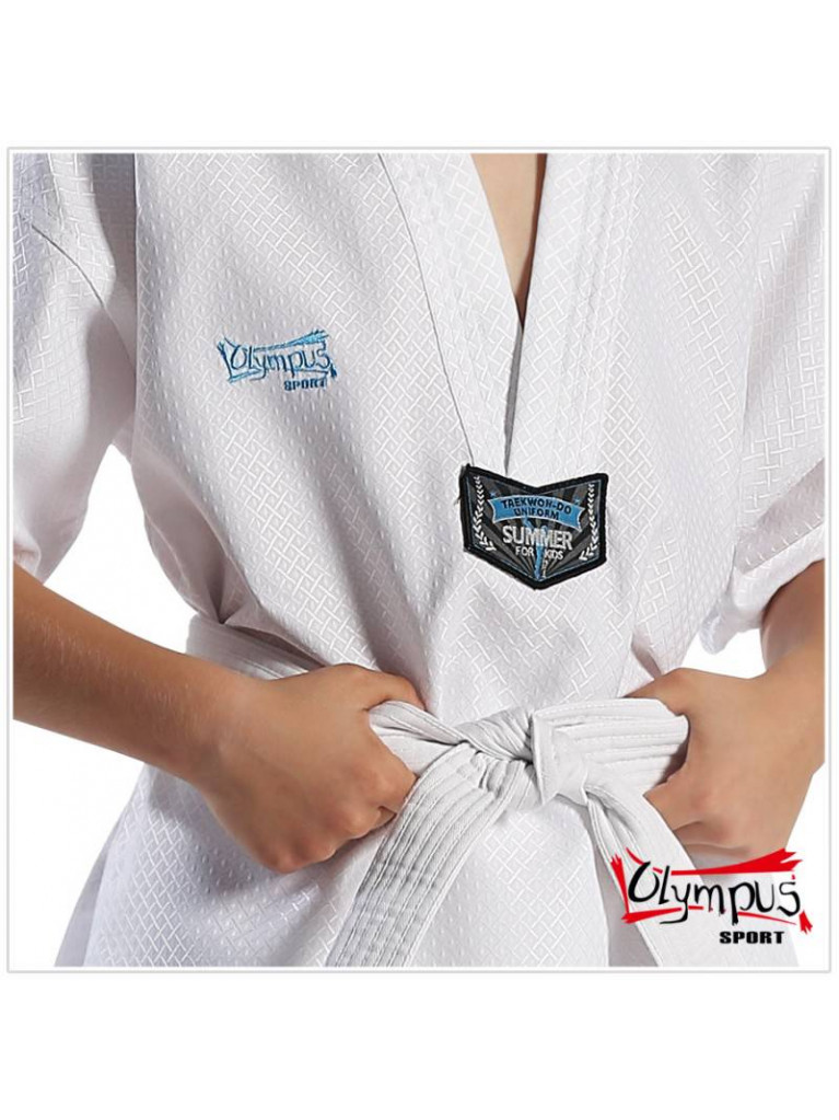 Taekwondo Uniform - SUMMER For KIDS
