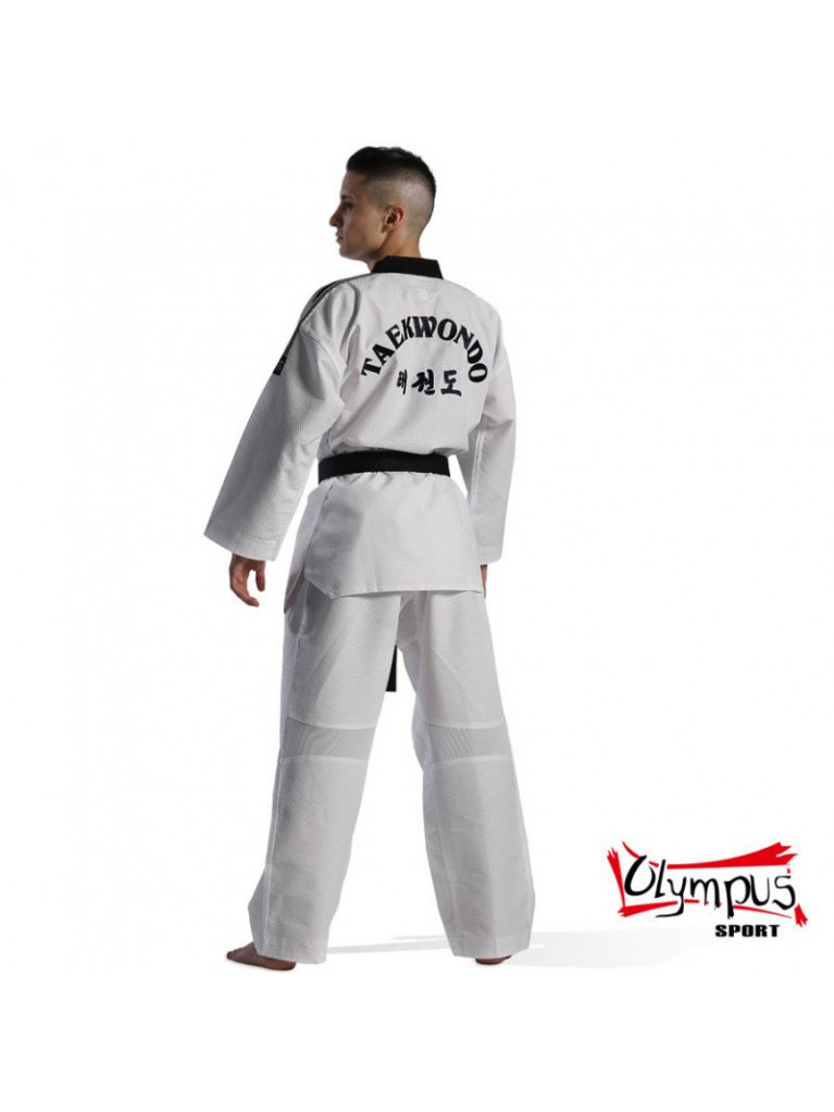 Taekwondo Uniform - Master PRIDE