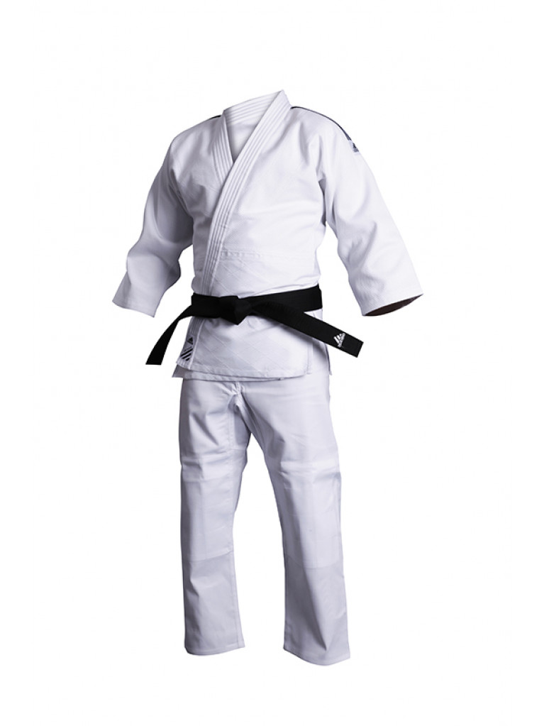Judo Uniform Adidas TRAINING J500gr/m White