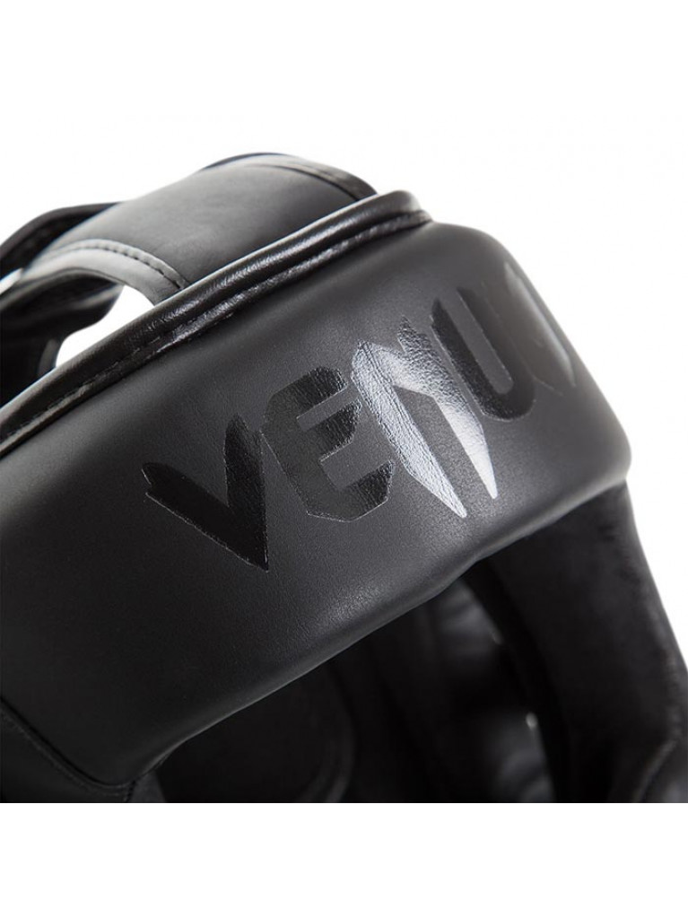 ΚΑΣΚΑ KICK BOXING VENUM ELITE HEADGEAR - BLACK