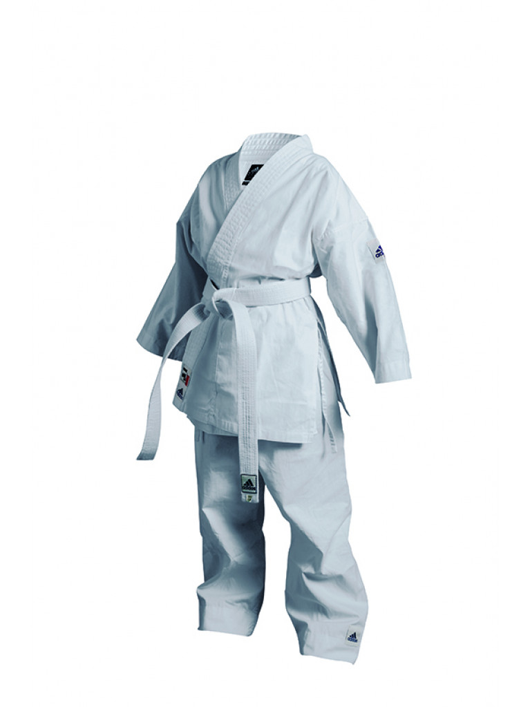 Karate Uniform Adidas FLASH Evolution