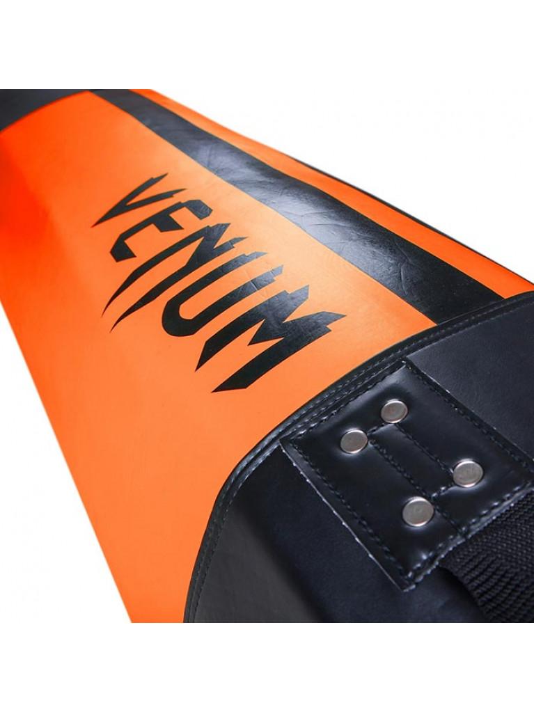 ΣΑΚΟΣ ΜΠΟΞ VENUM HURRICANE PUNCHING BAG BLACK FLUO ORANGE - 130cm