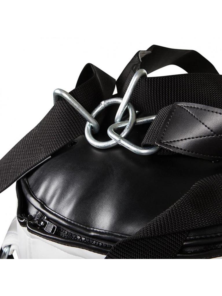 ΣΑΚΟΣ ΠΥΓΜΑΧΙΑΣ VENUM HURRICANE PUNCH BAG BLACK/WHITE - 170cm