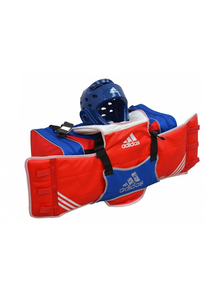 12d507cf8a8b Sport Bag Adidas TEAM TAEKWONDO Body Protector Holder Large - adiACC107