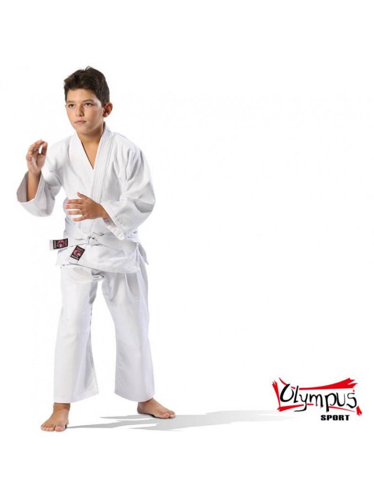 Judo Uniform Olympus NIPPON White