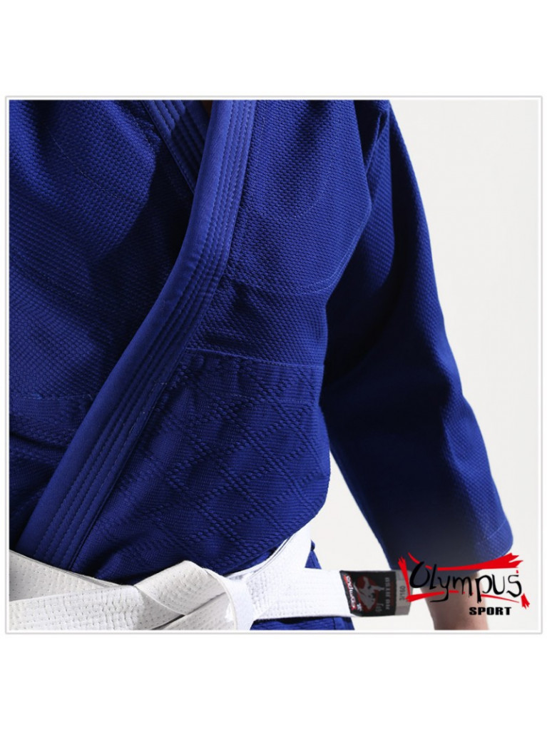Judo Uniform Olympus NIPPON Blue
