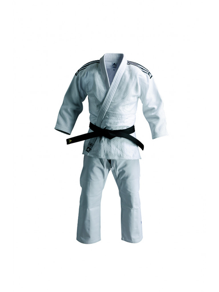 Judo Uniform Adidas CHAMPION J930Sgr/m White