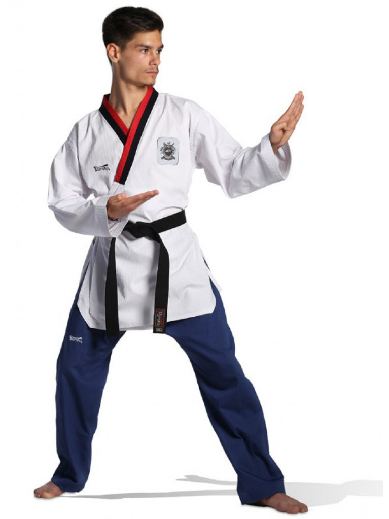 Taekwondo Uniform Olympus POOMSAE Youth Male