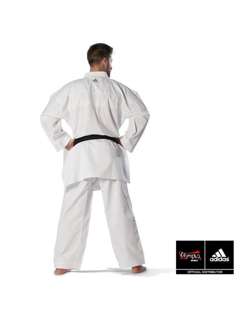 Karate Uniform Adidas KUMITE FIGHTER Shoulder Stripes - K220KF
