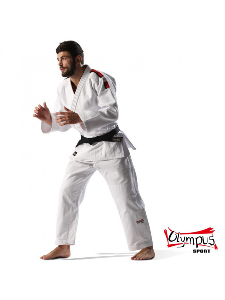 Judo Uniform Olympus Competition 730gr/m2 White