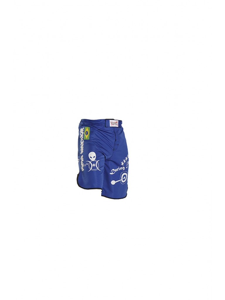 MMA Trunk Warrior Blue