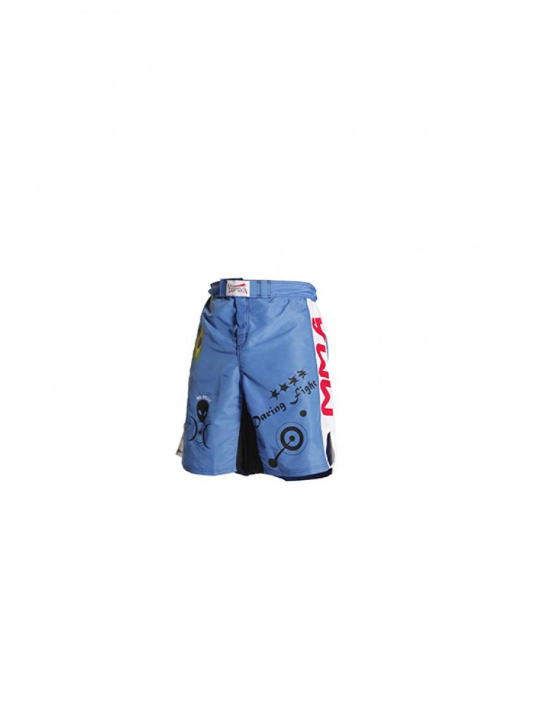 MMA Trunk Warrior Sky Blue