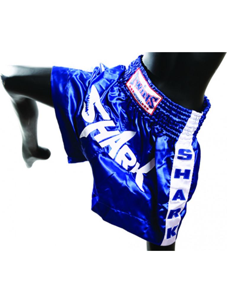 Shorts Twins - Silk Shark Blue