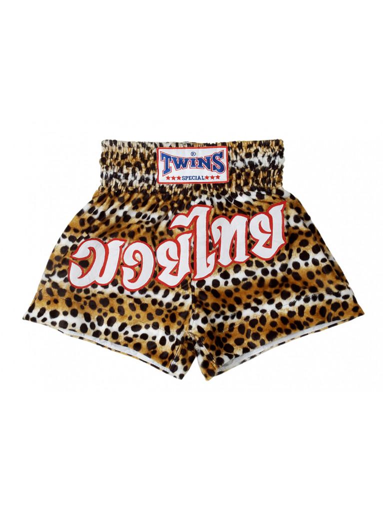 Shorts Twins - Leopard