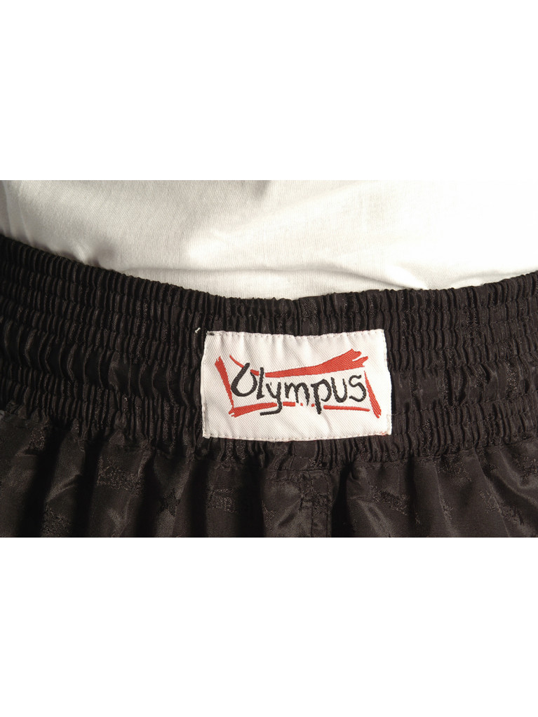 Trousers Olympus Light Polyester Black