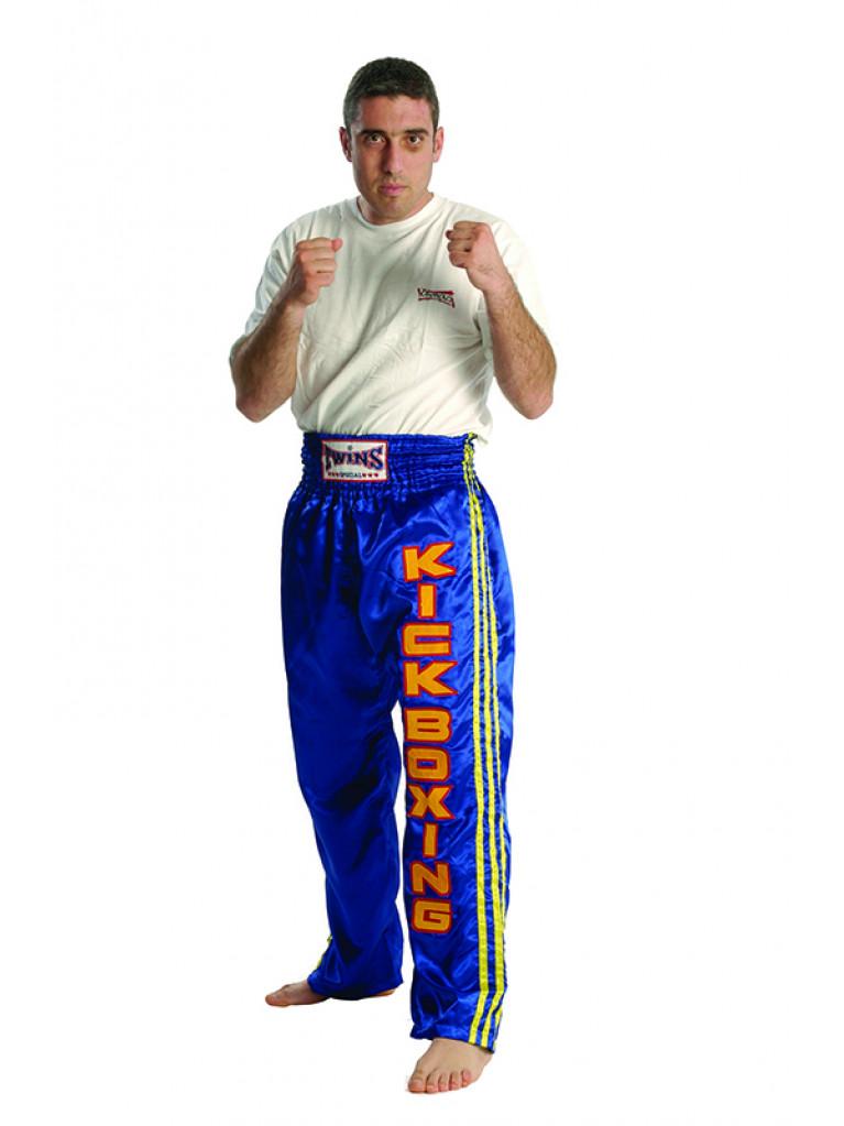 Trousers Twins - Silk Kickboxing