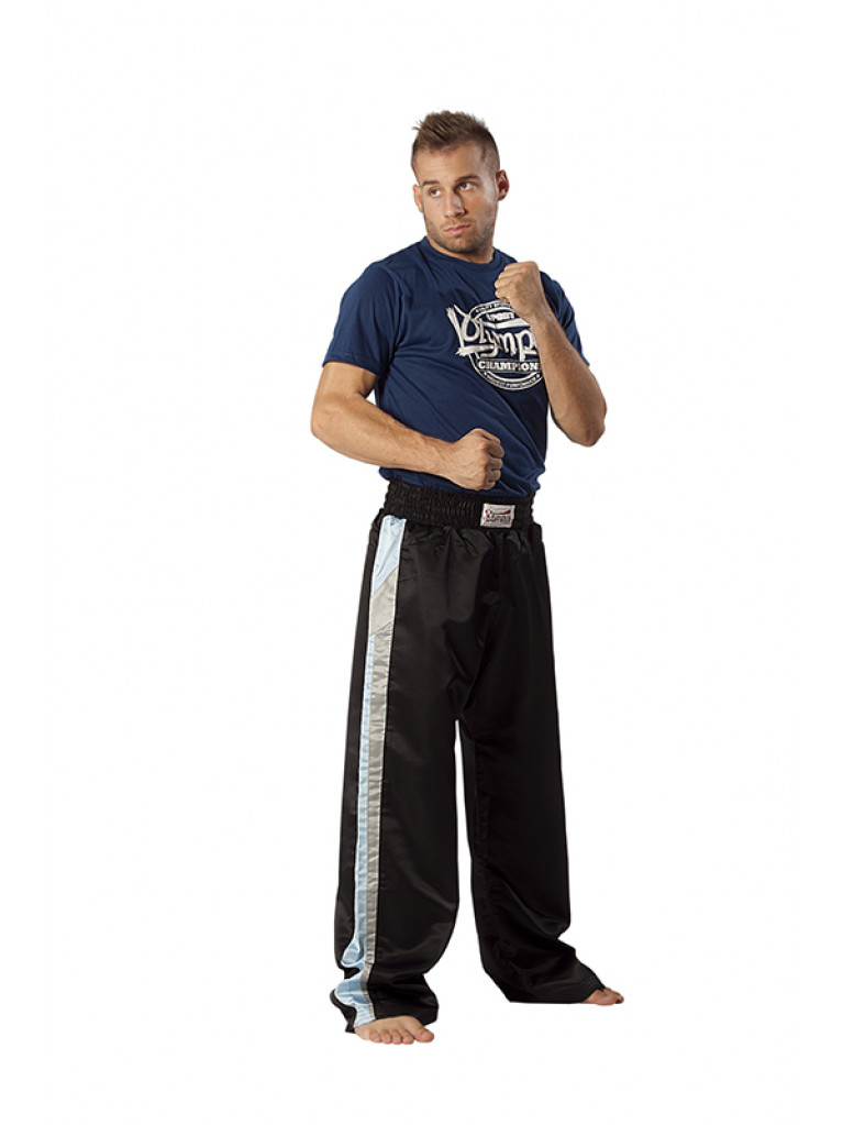 Trousers Olympus Free Style - Black/Blue/Silver