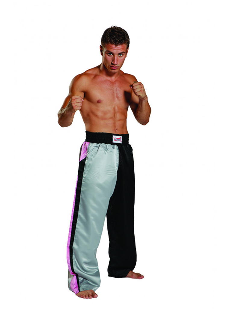 Trousers Olympus Free Style - Black/Grey/Pink