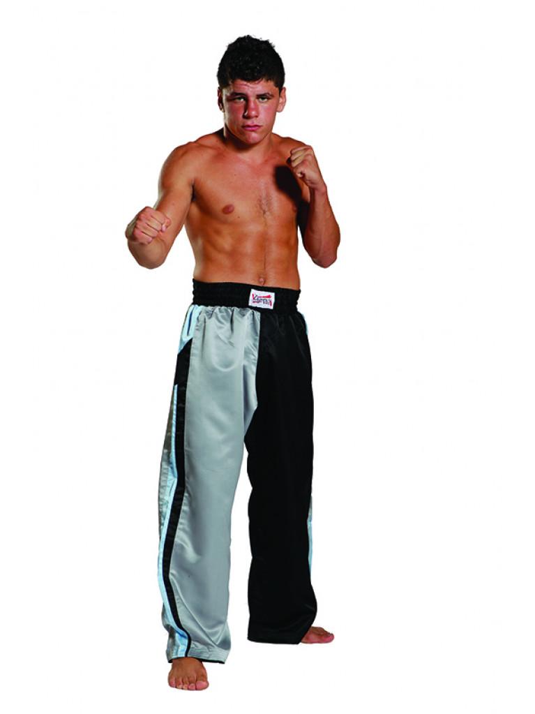 Trousers Olympus Free Style-Black/Grey/Blue
