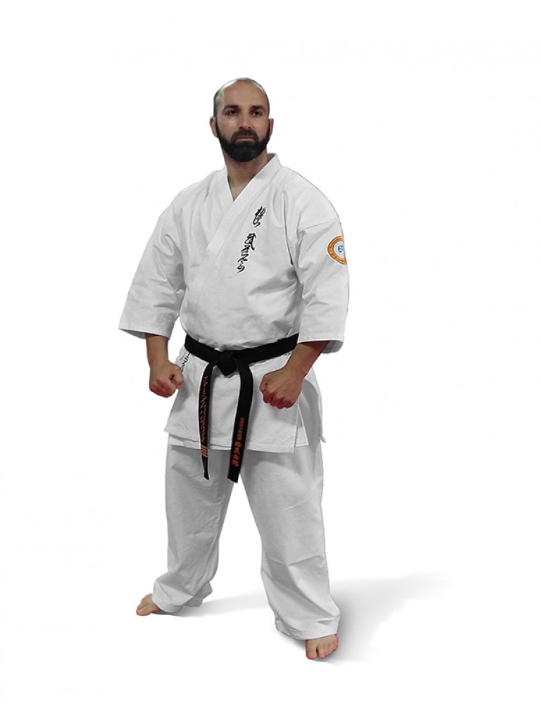 BUDO KAI Karate Uniform Olympus 100% Cotton