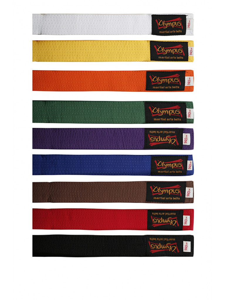 Belt Olympus - 4cm Single Colors