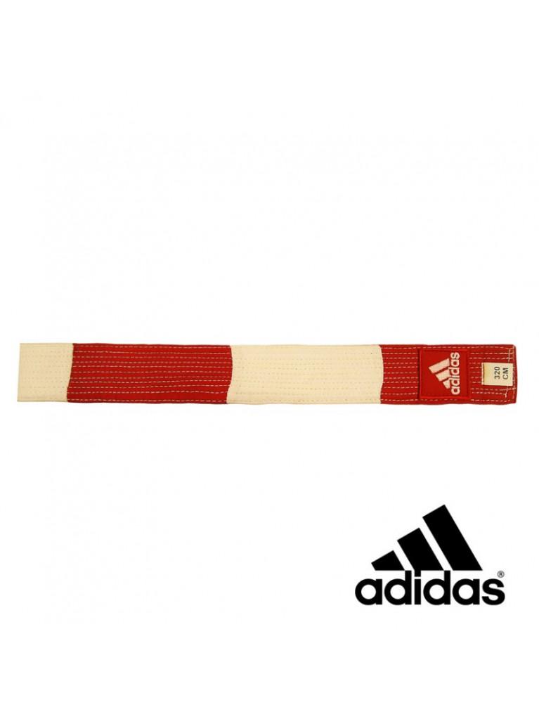 Belt Adidas - 6 DAN for MASTERS - adiB420