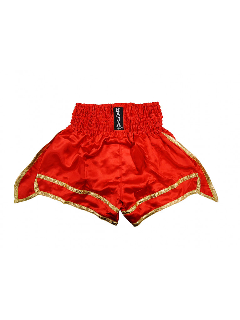 Thaiboxing Shorts Olympus by Raja WARRIOR Red - RTB-304