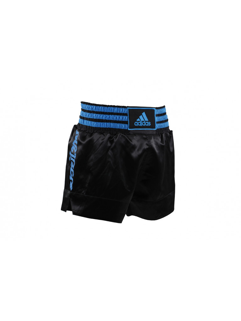 Shorts Adidas - Thai Boxing White/Black