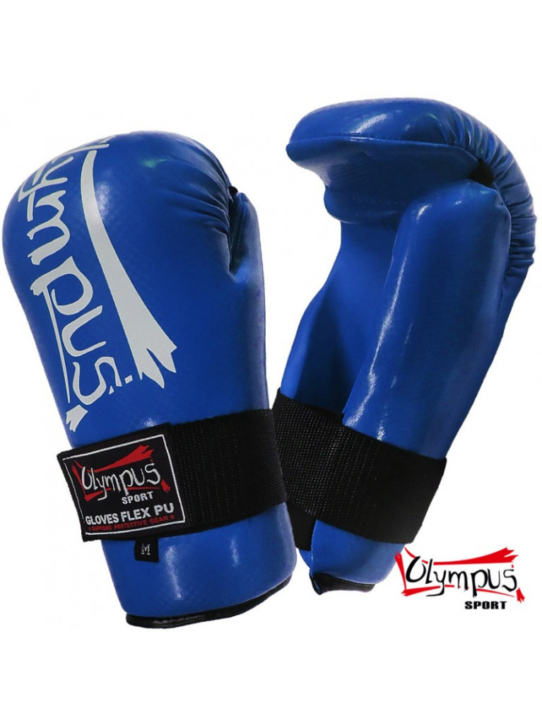 Semi Contact Safety Gloves Olympus Carbon Fiber PU