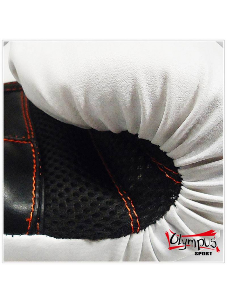 Boxing Gloves Olympus DOUBLE STRAP Meco Rexene