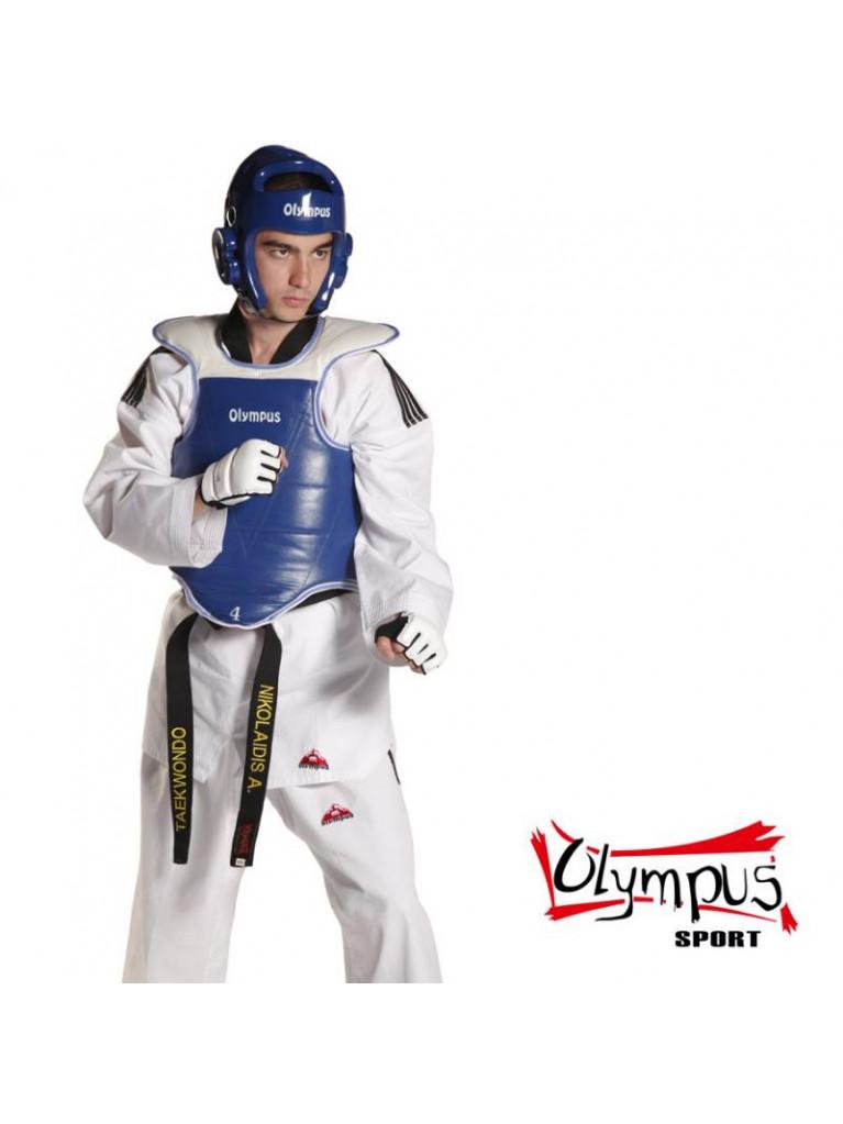 Taekwondo WTF Body Protector Hard