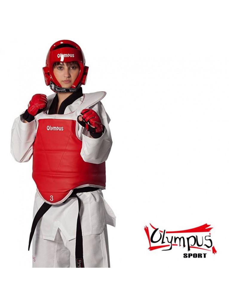 Taekwondo WTF Body Protector Soft