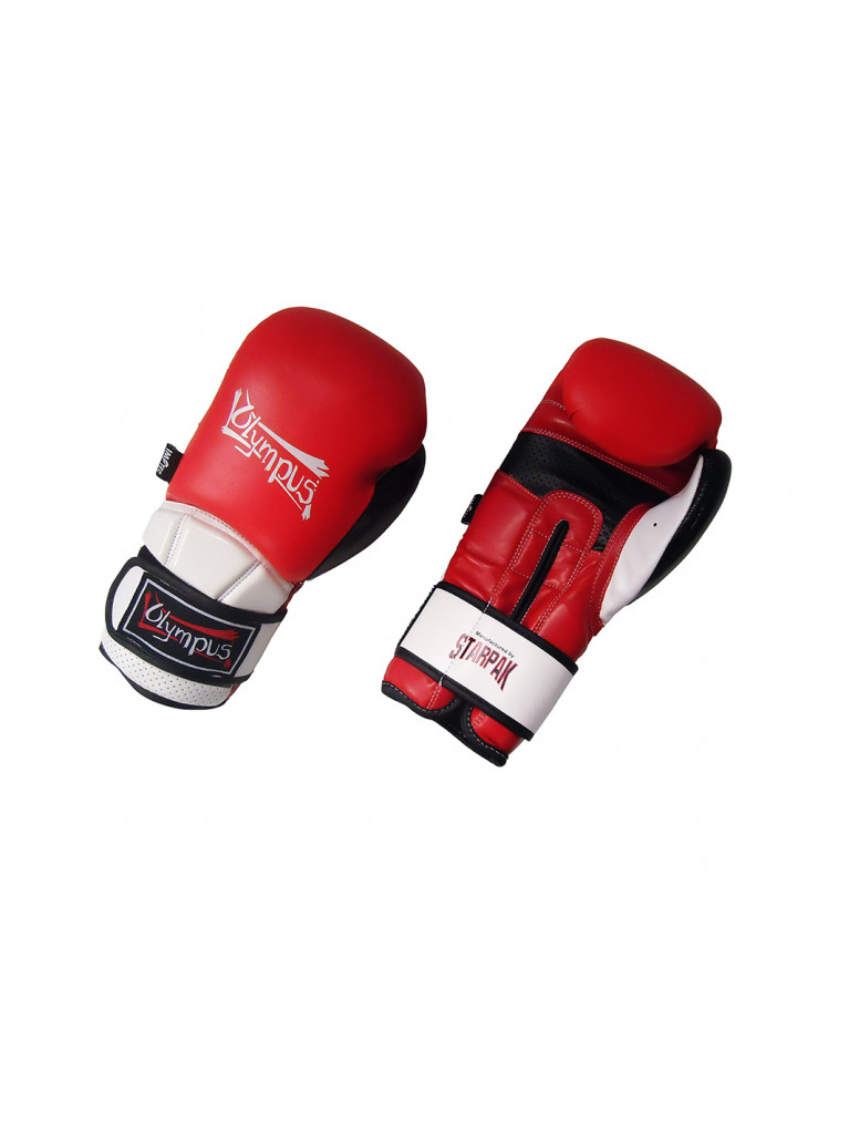 Boxing Gloves Olympus - Super Tec Sparring Rigid Cuff
