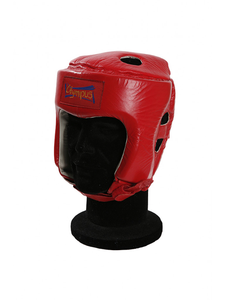 Head Guard Olympus - Competition Thai Leather