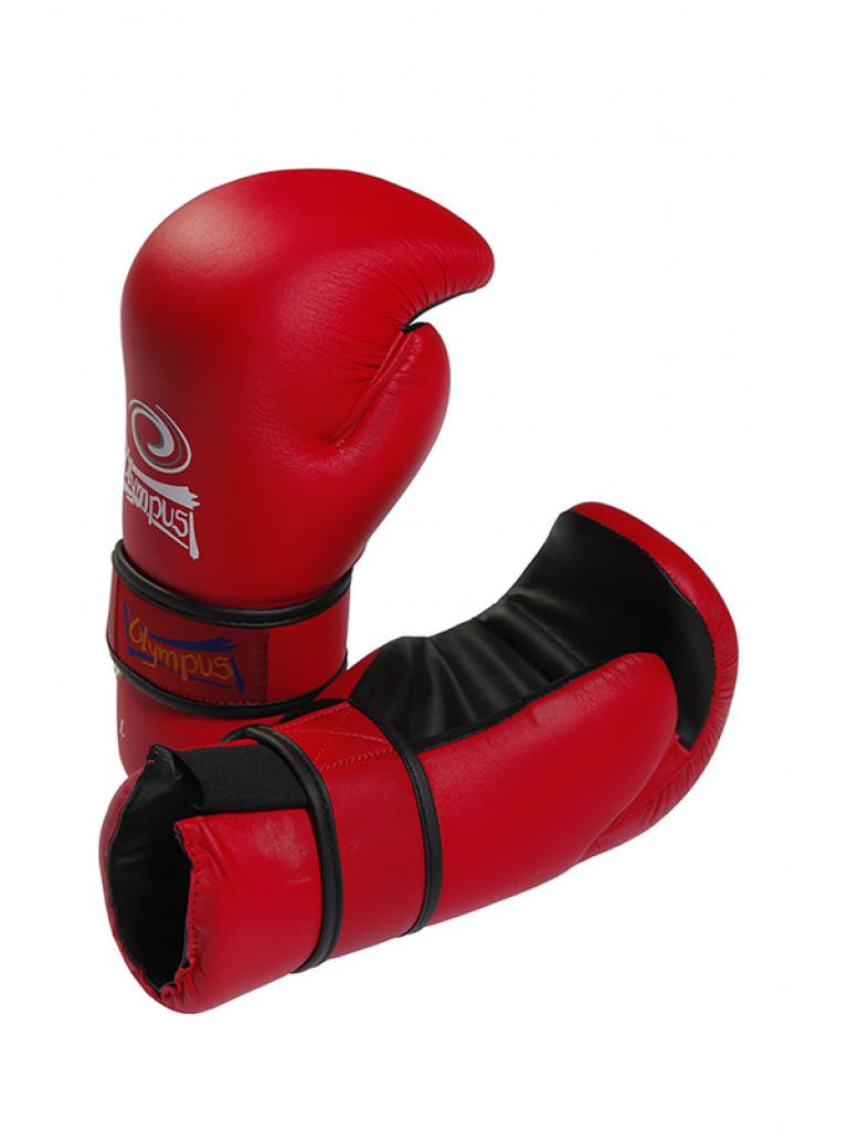 Semi Contact Gloves PVC