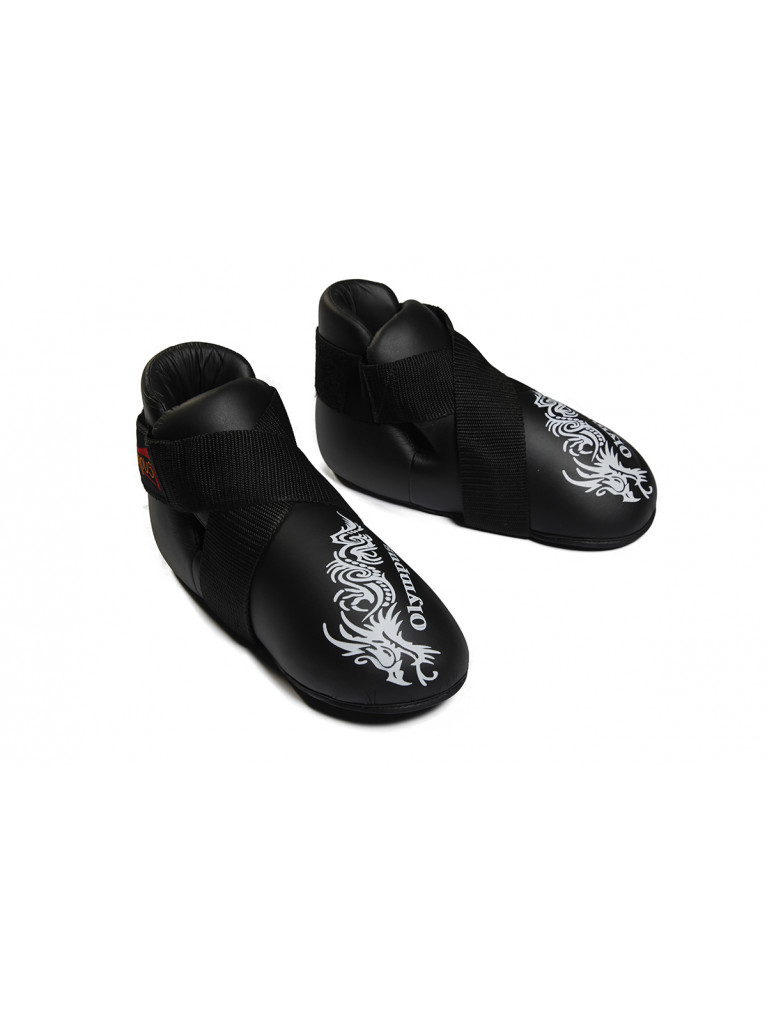 Semi Contact Shoes PVC - Dragon