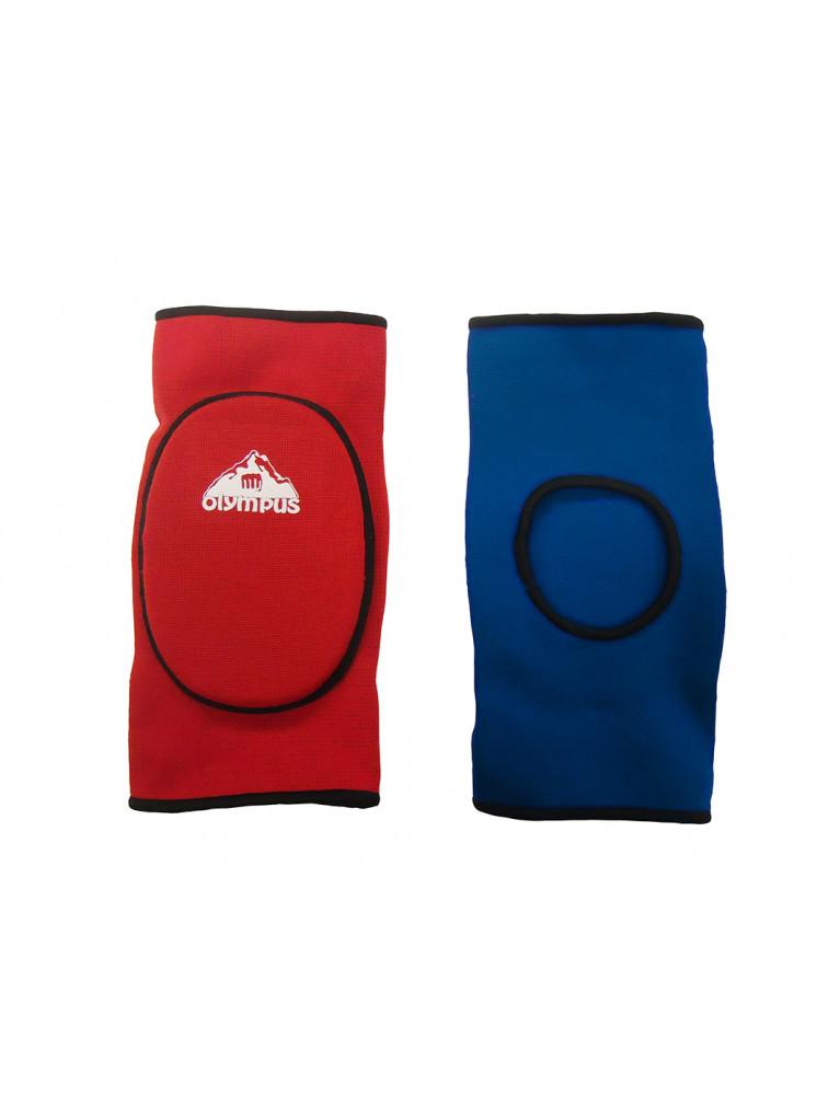 Elbow Guard Foam Padding, Polyester/Elastic Fabric Pair