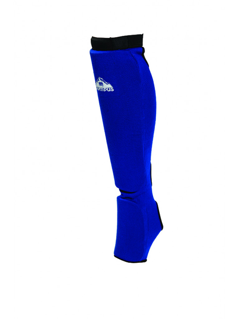 Shin Instep Guard Olympus Cotton JJ Blue