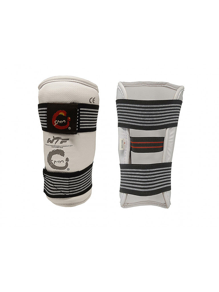 Arm Guard SMAI PVC Taekwondo Carbon Fiber