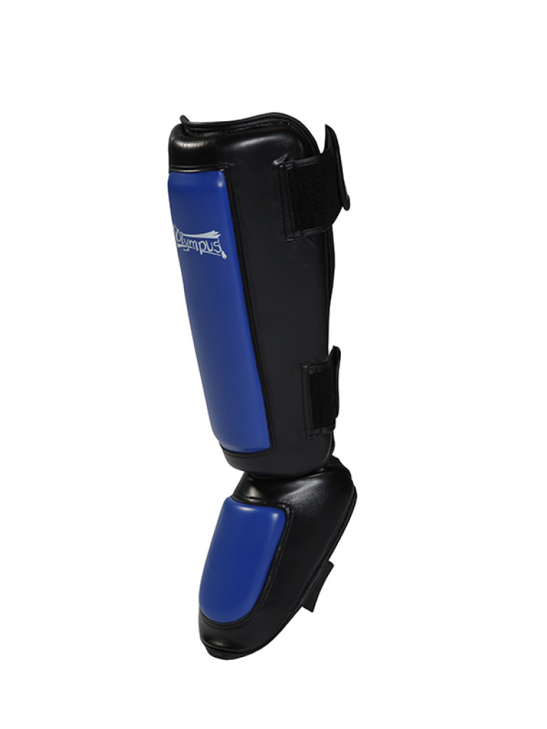 Shin Instep Guard Olympus - Kick Thai Gel Shock