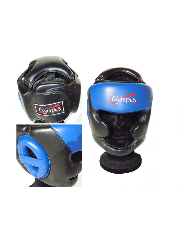 Head Guard Olympus Excel Boxing Chin & Cheek