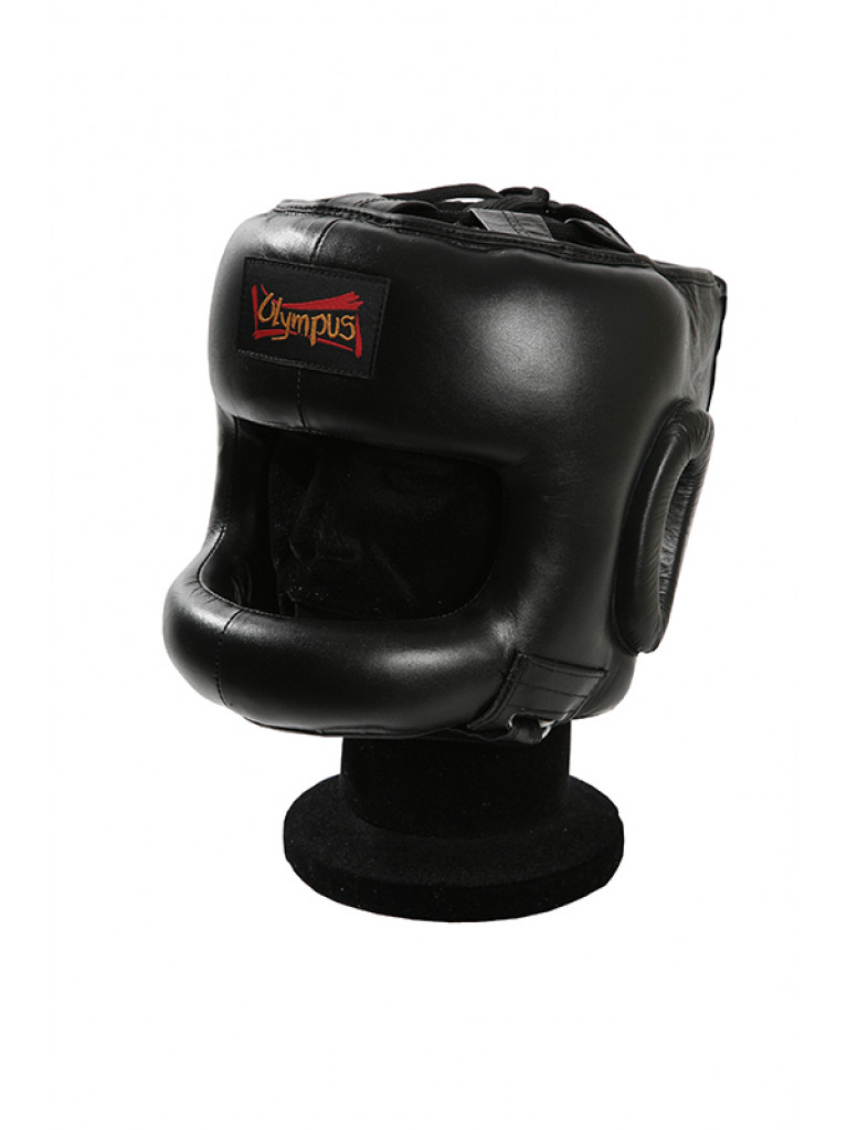 Head Guard Olympus - FULL FACE Leather