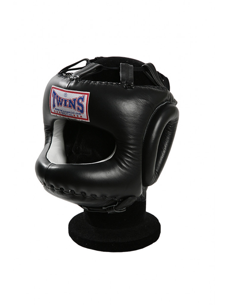 Head Guard Twins - FULL FACE Leather