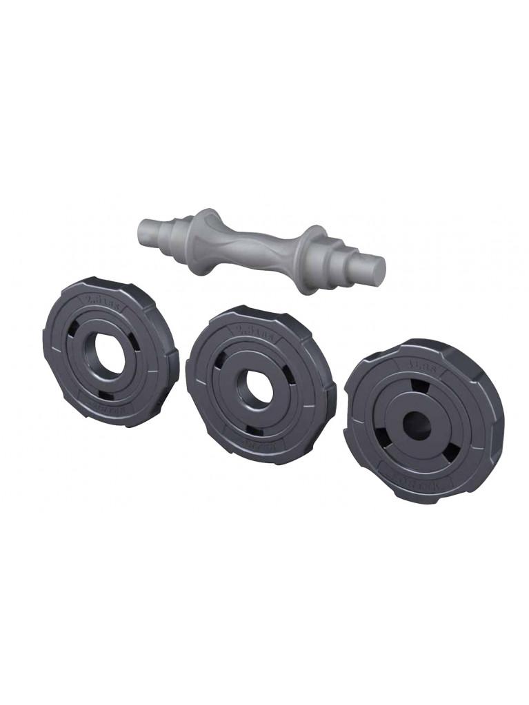 Adjustable Dumbbells Set 4.8/7/10 Kgs