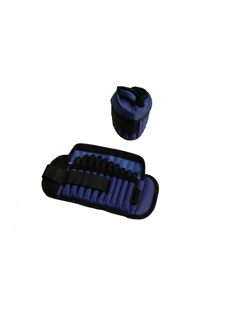 Ankle or Wrist Weights Insertable 6.75Kg Pair