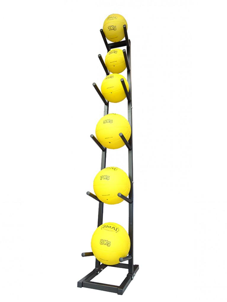 Medicine Ball Rack 6 Tier