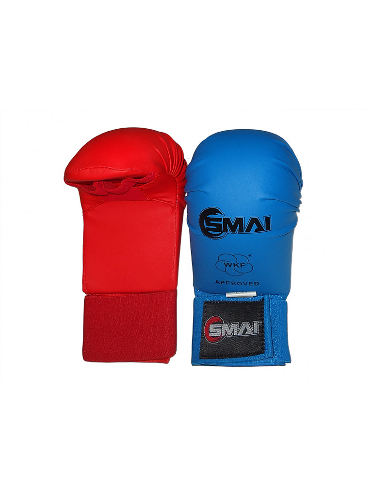 Karate Gloves SMAI WKF Approved No Thump