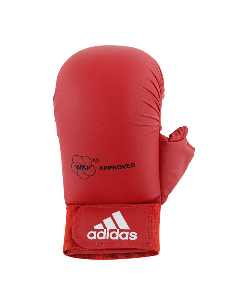 Karate Hand Mitt Adidas WKF Approved Thump Protection - 661-23